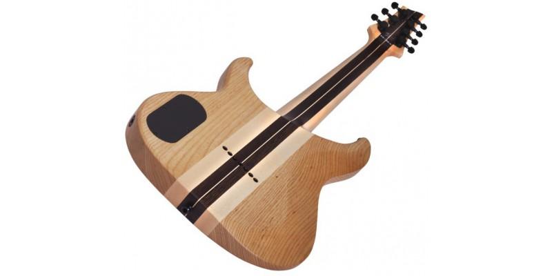 Schecter Keith Merrow Km 7 Mk Ii Natural Pearl Guitar Co Uk