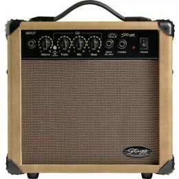 Stagg 10 AA UK Acoustic Amplifier