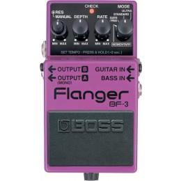 BOSS BF-3 Flanger Guitar Effects Pedal