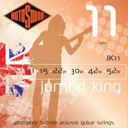 Rotosound JK11 Jumbo King 11-52