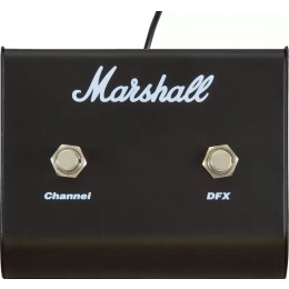 Marshall Footswitch 2 Button for MG Amplifiers
