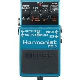 BOSS PS-6 Harmonist Guitar Pedal