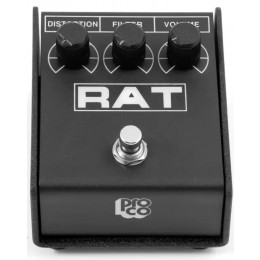 Pro Co Rat2 Overdrive Distortion Pedal