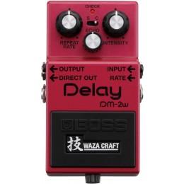 Boss DM-2W Waza Craft Delay Special Edition