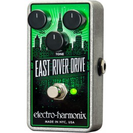 Electro Harmonix East River Drive Overdrive Pedal