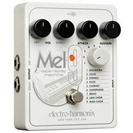 Electro Harmonix MEL9 Tape Replay Machine Pedal