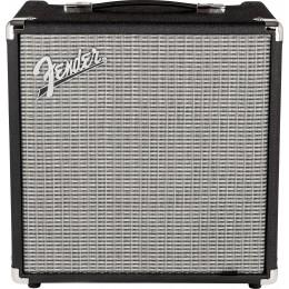 Fender Rumble 25 V3 Black/Silver Bass Amp Combo