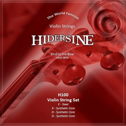 Hidersine H100 Violin String Set