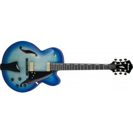 Ibanez AFC155-JBB Jet Blue Burst Contemporary Archtop
