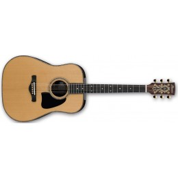 Ibanez AVD16LTD-NT Artwood Vintage Thermo Aged Acoustic