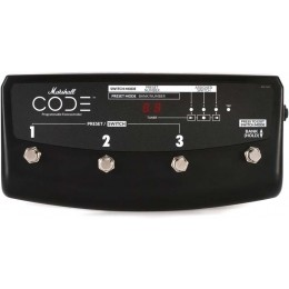 Marshall CODE Footcontroller Footswitch PEDL-91009