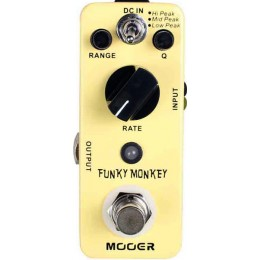 Mooer Funky Monkey MAW1 Auto Wah Pedal