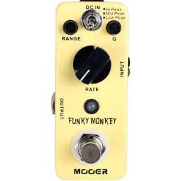 Mooer Funky Monkey MAW1 Auto Wah Pedal