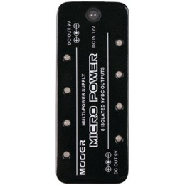 MOOER Micro Power Supply Compact MMP