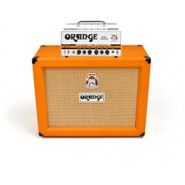 Orange Dual Terror with PPC212OB Half Stack Deal
