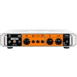 Orange OB1-500 Bass Head Amp Front