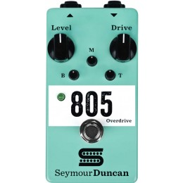 Seymour Duncan 805 Overdrive Guitar Pedal
