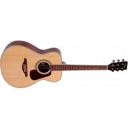 Vintage V300 Acoustic Guitar Starter Package Natural