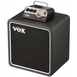 Vox MV50-AC-SET with BC108 Cab Half Stack Package