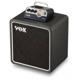 Vox MV50 Rock Set with BC108 Cab Half Stack Package