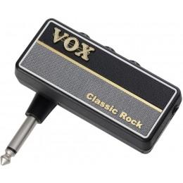 Vox amPlug 2 Classic Rock Guitar Headphone Amp
