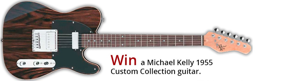 Win a Michael Kelly 1955 Custom Collection