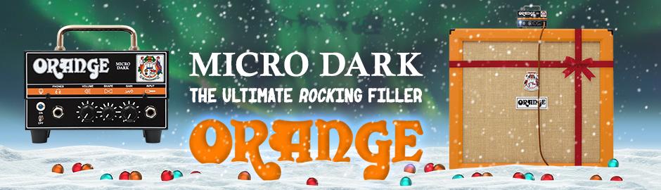Orange Xmas Micro Dark