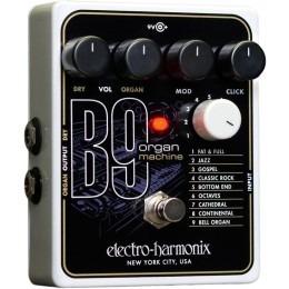 Electro Harmonix B9 Organ Machine Guitar Pedal