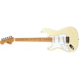 Fender FSR Japan Classic 68 Stratocaster Left Handed Vintage White