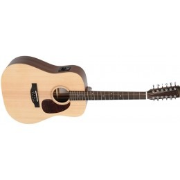 Sigma DM12E Acoustic 12 String Guitar