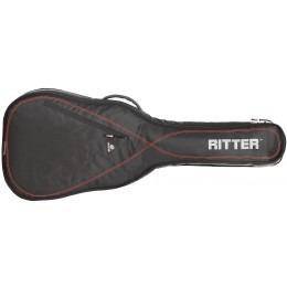 Ritter Performance RGP2-CT Classical 3/4 Guitar Bag Black Red