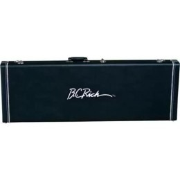 BC Rich Premium Fitted Hardshell Bass Case BCIBC1