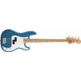 Fender Standard Precision Bass Lake Placid Blue Maple