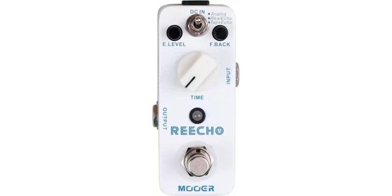 Mooer Reecho Digital Delay Guitar Pedal Merchant City