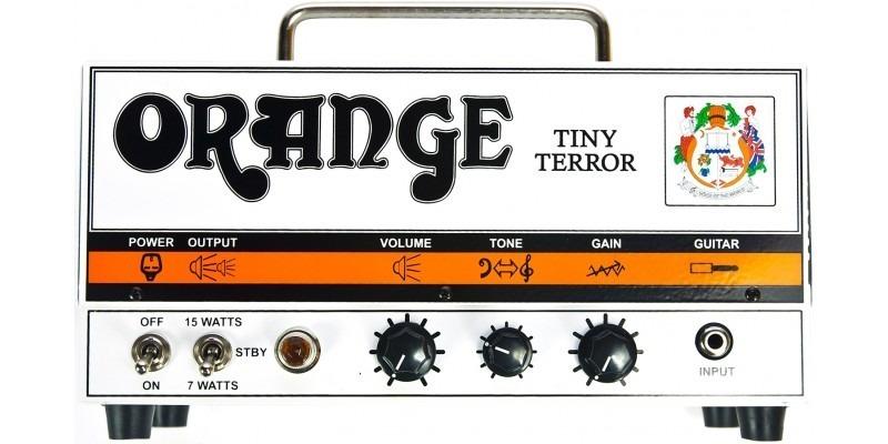 Orange Tiny Terror Head Guitar Amp
