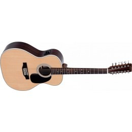 Sigma JR12-1STE Natural 12 String Guitar