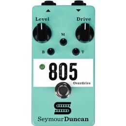 Seymour Duncan 805 Overdrive Guitar Pedal