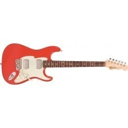 Fret-King Green Label Corona 70 Coral Red