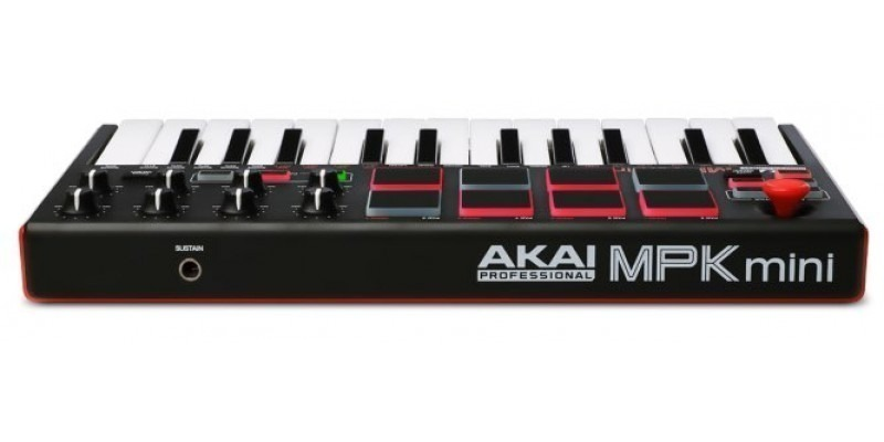 akai mpk mini mk2 keyboard controller uk merchant city. Black Bedroom Furniture Sets. Home Design Ideas