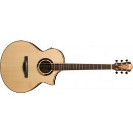 Ibanez AEW51-NT Multi Wood Mosaic Electro Acoustic