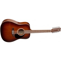 Art and Lutherie 12 String Guitar Cedar Antique Burst