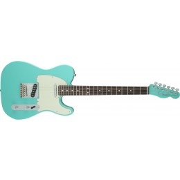 Fender 2016 Limited Edition American Standard Telecaster Matching Headstock Seafoam Green