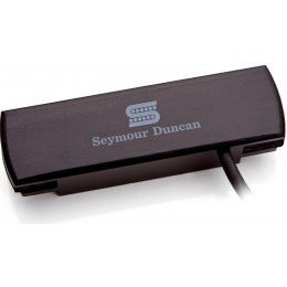 Seymour Duncan Woody SA-3HC Black Humbucker Acoustic Pickup