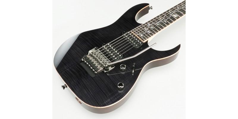 Ibanez Rg8527z J Custom 7 String Black Onyx Merchant