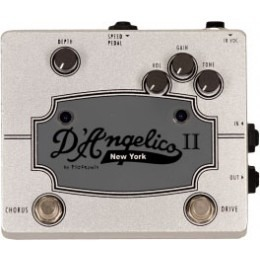 D'Angelico Pigtronix Pedal II Chorus Drive Effects