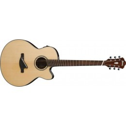 Ibanez AELFF10-NT Fanned Fret Electro Acoustic Natural
