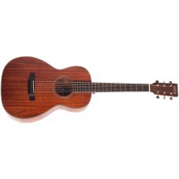 Auden Emily Rose Mahogany Fullbody Parlour Guitar