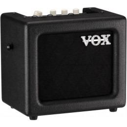 Vox MINI3 G2 Black Modelling Guitar Amp Combo