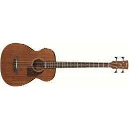 Ibanez PCBE12MH Acoustic Bass Guitar Mahogany Open Pore