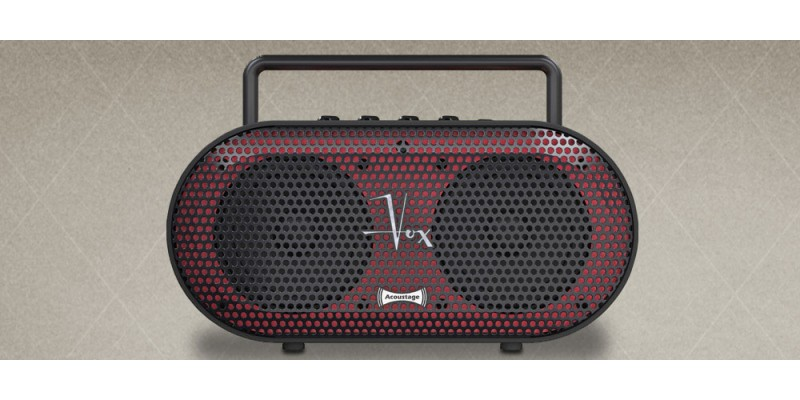 Vox Soundbox Mini Guitar Amp Uk Merchant City Music